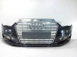 Бампер. Audi A3, 8V1, 8V7, 8VA, 8VS Двигатели: CJSA, CJSB, CRBC, CRFC, CRLB, CRUA, CXSB, CYVB, CZCA