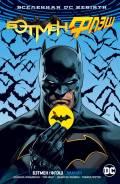 Комикс Вселенная DC. Rebirth. Бэтмен/Флэш. Значок (Бэтмен-версия)