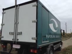 Услуги грузовика - рефрижератор +/-, изотермическая будка