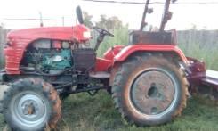 Shandong. Продается трактор HU244 + фреза + телега-самосвал гп 2т, 24,00л.с.