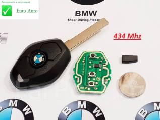 Ключ зажигания, смарт-ключ. BMW: Z3, 1-Series, 6-Series, 3-Series, X3, Z4, X5
