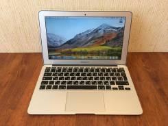 "Apple MacBook Air 11 2011 Mid MC968. 11"", 1,6ГГц, ОЗУ 2048 Мб, диск 128Гб, WiFi, Bluetooth, аккумулятор на 6ч."