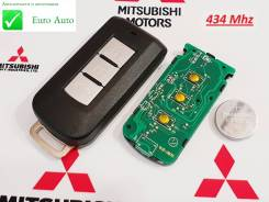 Ключ зажигания, смарт-ключ. Mitsubishi: RVR, Pajero, Lancer, Montero, Outlander Двигатели: 4B12, 4J11, 4B11, 4J12, 4N14, 6B31