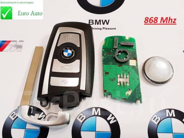 Ключ зажигания, смарт-ключ. BMW: 1-Series, 5-Series, 3-Series, 7-Series, X6, X3, X5