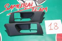 Накладка на ручку двери внутренняя. Toyota Avensis, ADT250, ADT251, AZT250, AZT250L, AZT250W, AZT251, AZT251L, AZT251W, AZT255, AZT255W, CDT250, ZZT25...