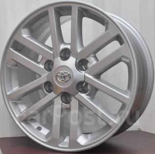 "Toyota. 7.5x17"", 6x139.70, ET25"