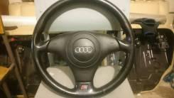 Руль. Audi: S6, A4, A6, Cabriolet, S4 Двигатели: ACK, AEB, AFB, AFN, AFY, AGA, AGB, AGE, AHA, AJG, AJK, AJL, AJM, AJP, AKC, AKE, AKN, ALF, ALG, ALW, A...