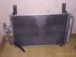 Радиатор кондиционера. Mitsubishi Pajero Mini, 53A, H53A, H58A, H51A, H56A Nissan Kix, H59A Двигатель 4A30