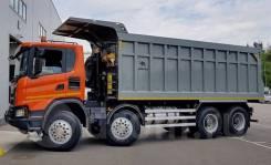 Scania. Углевоз G440B8X4HZ, 12 740куб. см., 41 000кг., 8x4. Под заказ