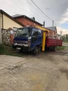 Isuzu Forward. Продаётся Самогруз-эвакуатор, 7 200куб. см., 5 000кг., 4x2