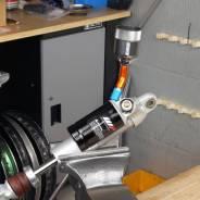 Инструмент для удаления воздуха с амортизатора DRC WP серо оранжево синий D59-37-157