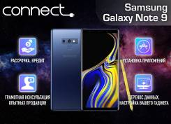 Samsung Galaxy Note 9. Новый, 128 Гб, 3G, 4G LTE, Dual-SIM, NFC