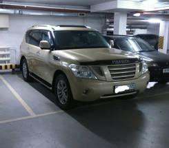 Nissan Patrol. автомат, 4wd, 5.6 (405л.с.), бензин, 192 000тыс. км