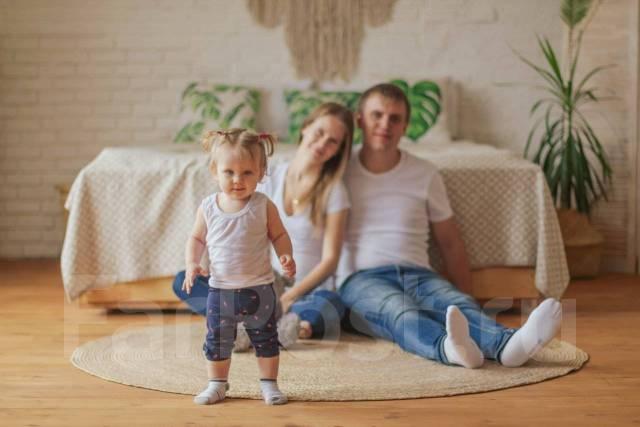 """Семейные, детские фотосессии. Съёмка """"в ожидании""""- 3000р/час"""