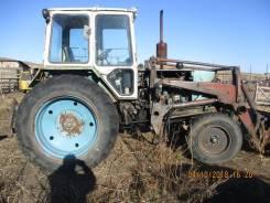 ЮМЗ 6. Продаются трактора ЮМЗ-6 с куном( ковш, вилы) , Т-16 1988 г., 65 л.с.