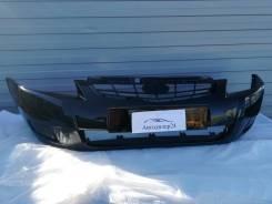 Lada priora рестайлинг передний бампер лада Приора новый в черном