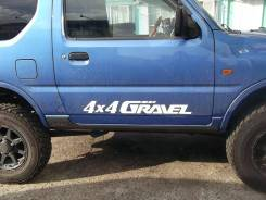 Порог кузовной. Suzuki Jimny, JB23W, JB33W, JB43, JB43W Suzuki Jimny Wide, JB33W, JB43W Suzuki Jimny Sierra, JB43W