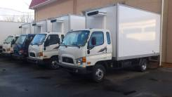 Hyundai HD35 City. HD-35 City фургон сэндвич панели 50 мм (3.5*2.2*2.15), АМЗ, 4x2