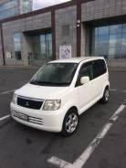 Mitsubishi eK-Wagon. вариатор, передний, 0.7, бензин