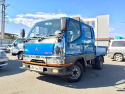 Mitsubishi Fuso Canter. 4WD, , бортовой, категория В, 1 хозяин., 2 800куб. см., 1 500кг., 4x4