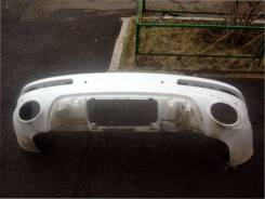 Audi Q7 задний бампер