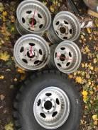 "Centerline Wheels. 9.75x16.5"", 5x150.00, ET-25, ЦО 115,0мм."