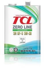 TCL. Вязкость 5w30, синтетическое