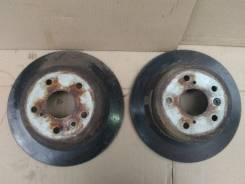 Тормозные диск задние Toyota Harrier