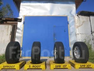 Bridgestone Blizzak DM-V1. Зимние, без шипов, 30%, 4 шт