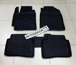 Коврики. Hyundai Solaris, HCR Двигатели: G4FC, G4LC