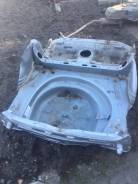 Ванна в багажник. Toyota Corolla Fielder, NZE121, NZE121G