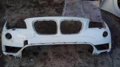 BMW X1 E84 Бампер передний рестайлинг