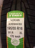 Nokian Nordman RS2, 195/55 R16