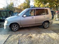 Nissan. автомат, передний, 1.3 (70л.с.), бензин, 190 000тыс. км
