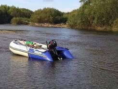Golfstream. длина 3,30м., двигатель подвесной, 18,00л.с., бензин