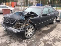 Mercedes-Benz S-Class. M119 M119E42 M119E50