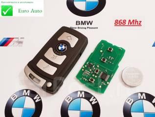 Ключ зажигания, смарт-ключ. BMW 7-Series, E65, E66, E67 Alpina B7 Alpina B Двигатели: M54B30, M67D44, N52B30, N62B36, N62B40, N62B44, N62B48, N73B60