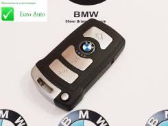 Корпус ключа. BMW 7-Series, E65, E66, E67 Alpina B7 Alpina B Двигатели: M54B30, M67D44, N52B30, N62B36, N62B40, N62B44, N62B48, N73B60