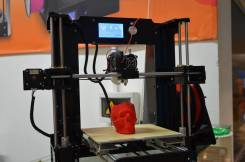 Принтер 3D Anet A6 в сборе