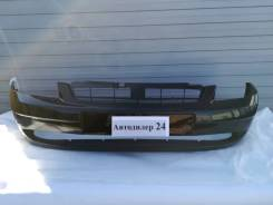 Lada priora передний бампер чёрный лада Приора