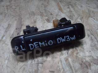 Ручка двери внешняя. Mazda Demio, DW, DW3W, DW5W