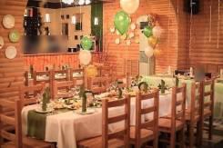 Банкеты, свадьбы в кафе «Теремок» на Садгороде и уютная баня