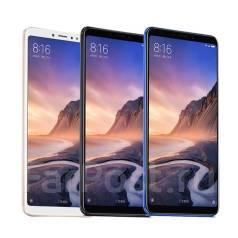 Xiaomi Mi Max 3. Новый, 128 Гб, Синий, Черный, 3G, 4G LTE, Dual-SIM