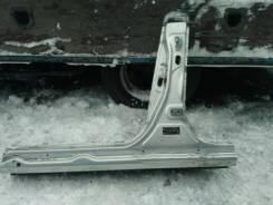 Порог со стойкой левый Toyota Avensis