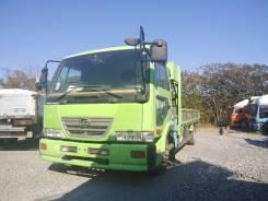 Nissan Diesel. Продается грузовик Nissan UD 2002 во Владивостоке, 7 000куб. см., 5 000кг., 4x2
