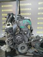Двигатель в сборе. Toyota Duet Daihatsu YRV Daihatsu Storia Daihatsu Mira Gino 1000 Двигатель EJVE