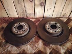 Тормозные диски передние пара Toyota Avensis