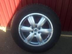 """Продам зимние шипованные колёса Hankook 255/60 R18. 8.0x18"""" 6x114.30 ET30"""