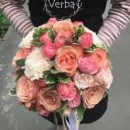 """Свадебные букеты от цветочной студии"""" Verba"""""""