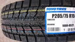 Toyo Observe GSi-5. Зимние, без шипов, 2018 год, без износа, 4 шт